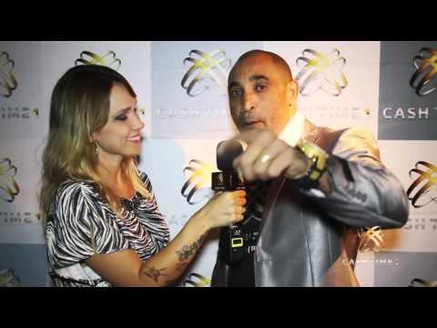 Amarildo - Meeting Internacional Cash Time 1 - Rio de Janeiro