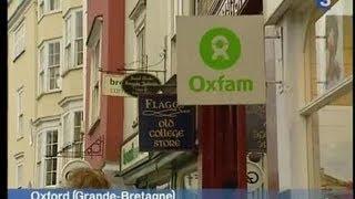 Oxfam : entreprise équitable