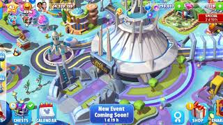 Upcoming Event - The Princess and the Frog - Disney's Magic Kingdoms