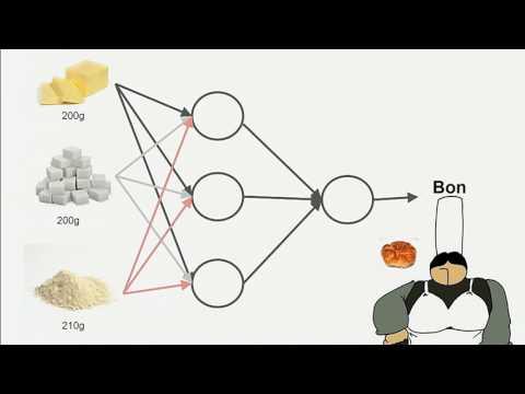 Le Deep Learning expliqué à ma grand mère  par Youen CHENE   de SAAGIE