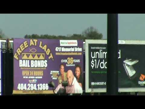 Free At Last Bail Bonds - Decatur, Georgia - YouTube