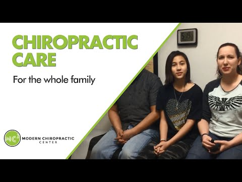 Family gets help from corrective chiroractic care