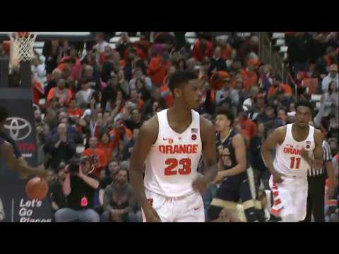 Highlights | Syracuse vs. Pittsburgh