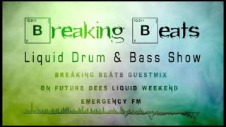 Breaking Beats Liquid DnB Guestmix for Future Dee on Emergency FM