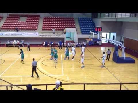 KAU Vs Imam University 2013 Saudi College Basketball Finals