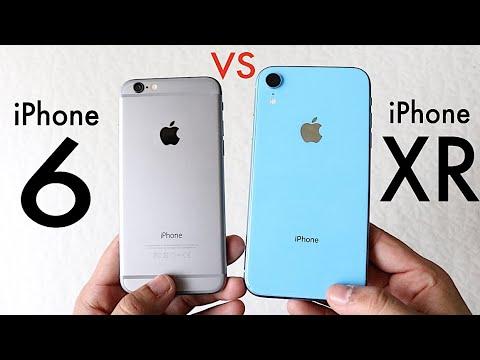 Iphone 6 Skillnad 7