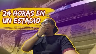 24 HORAS EN UN ESTADIO DE FUTBOL | DORADOS SINALOA | GUATSI