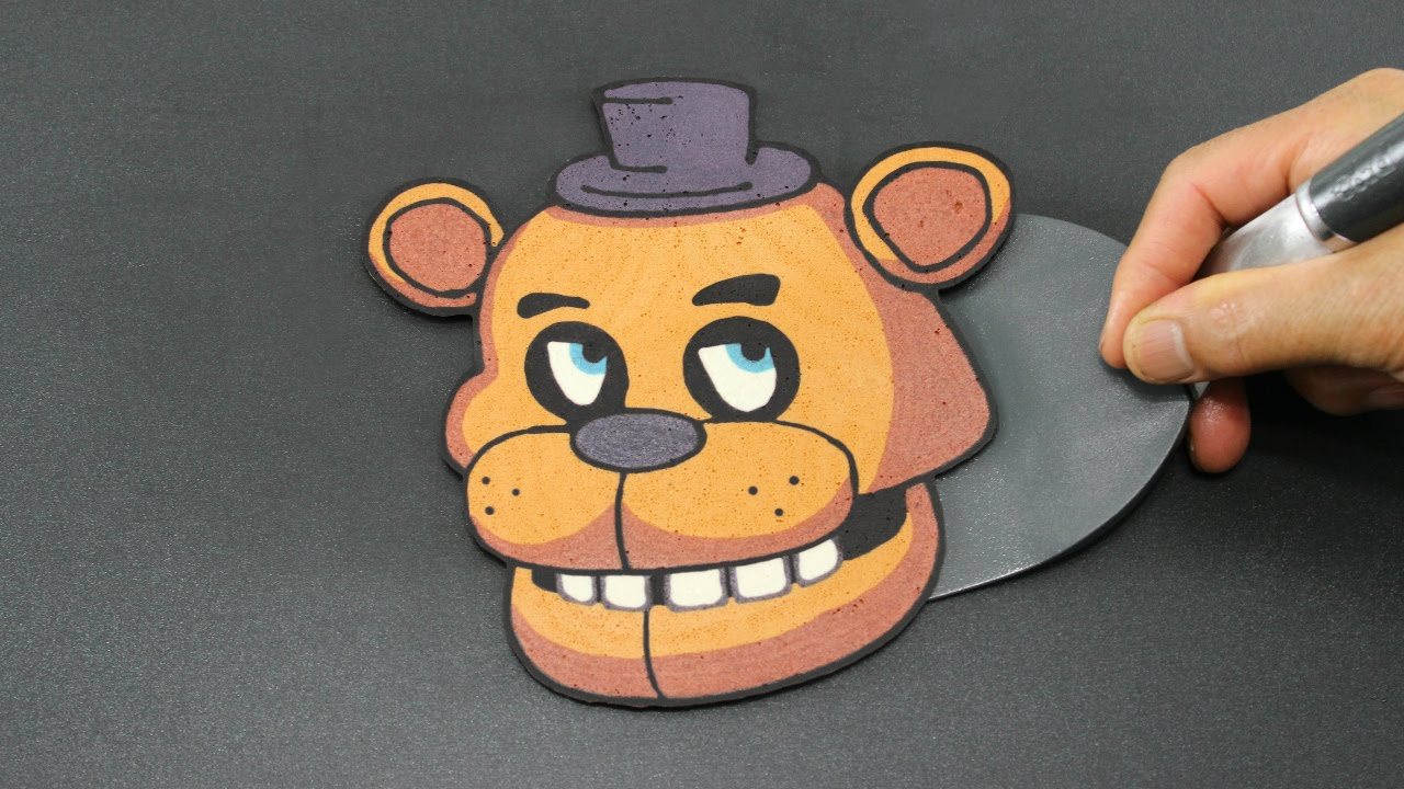 Pancake Freddy Fazbear Five Nights At Freddy S Fnaf