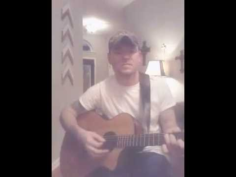 """Chris Young - """"Don't Leave Her, If you can't let her go""""(Justin Walker)Cover"""
