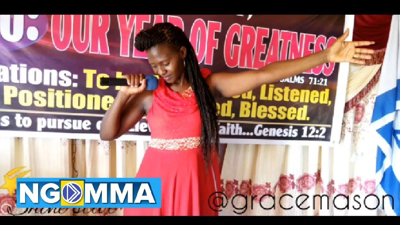 Download AHADI ZA BWANA by Grace Mason Sms Skiza 5293008 to 811