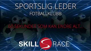 SkillRace - Sportslig Leder
