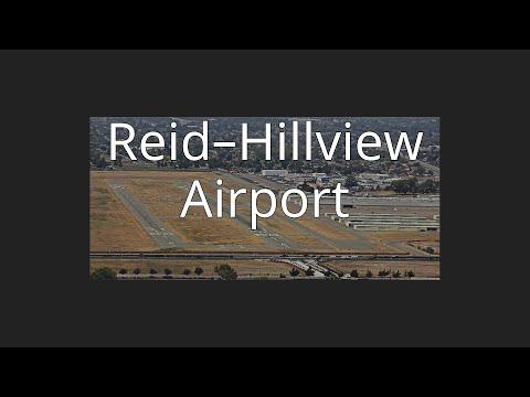 Reid–Hillview Airport