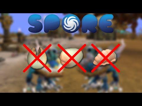 Spore | Возможно ли пройти игру без рта?