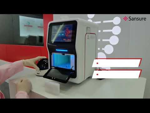 Sansure Biotech IPonatic Portable Molecular Workstation Operation Guidance