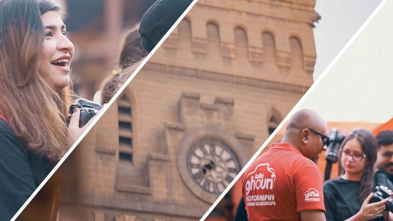 Empress Market Photowalk | TALHA GHOURI PHOTOGRAPHY SCHOOL