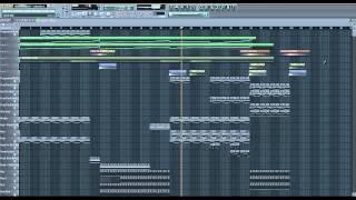 Above & Beyond - Indonesia (Tobias Davy Remix) - FL Studio 11