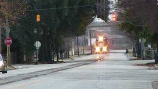 ns 156 augusta street running action awesome best rs3l horn action