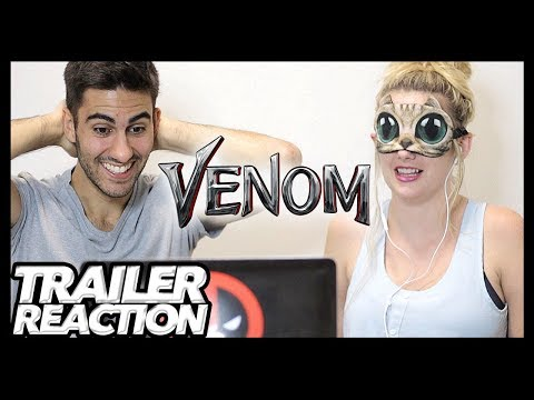 Official Venom Trailer #3 Trailer Reaction | Sensory Deprivation