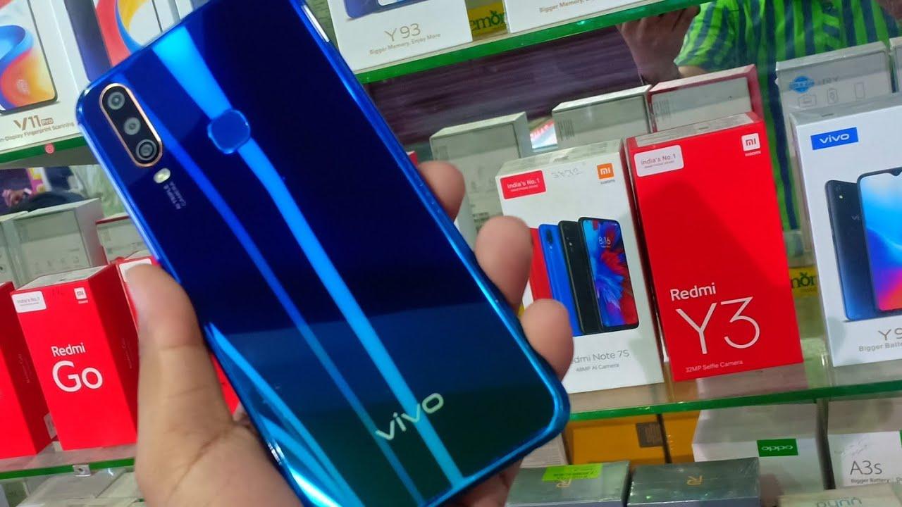 Vivo Y12 Vs Redmi Note 7 Pro Comparison Specifications