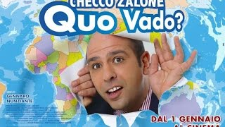 Quo Vado Checco Zalone - Trailer italiano HD