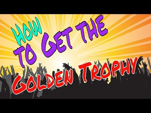 Roblox: How to get the Golden Trophy power up [Twitch Challenge]