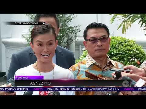 Agnez Mo Bertemu Presiden Jokowi di Istana Mp3