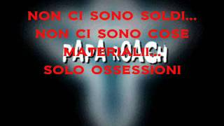 Papa Roach - Between Angels & Insects (Italian Lyrics)