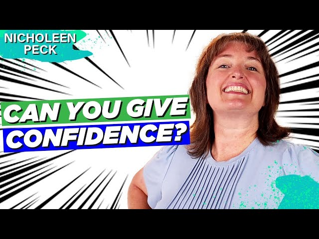 How To Instill Confidence In Your Kid