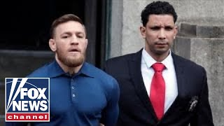 Conor McGregor allegdly attacks bus filled with UFC fighters