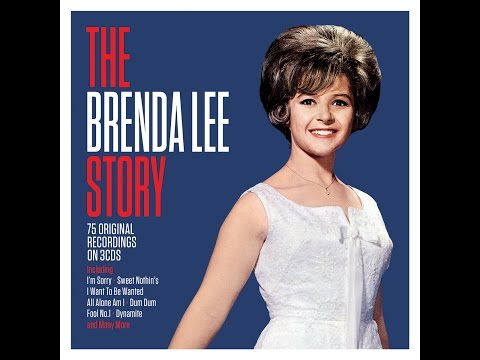 Brenda Lee - Someday, You'll Want Me To Want You