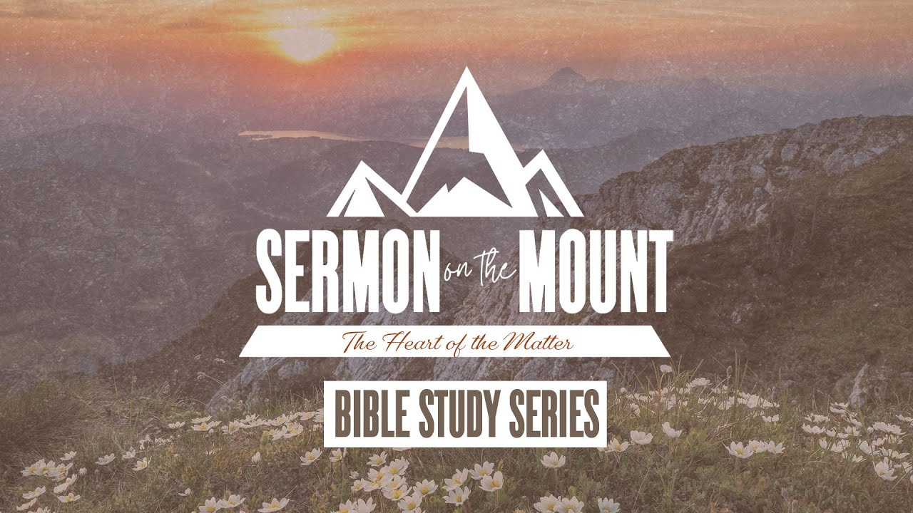 Download Sermon on The Mount: The Heart of the Matter   Week 4