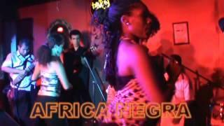 AFRICA NEGRA  & LUCIA DE LA CRUZ  - HATUN RUNA HUARAL