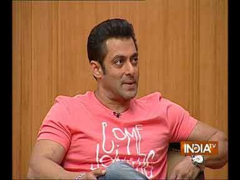 Salman Khan in Aap Ki Adalat (Full Episode) - India TV ...
