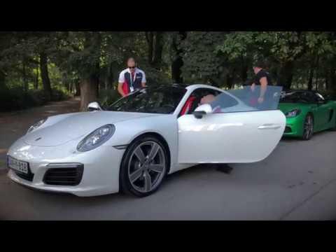 Porsche Experience Bosnia and Herzegovina 2018