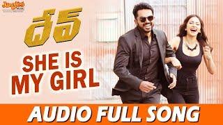 She Is My Girl Full Song | Dev (Telugu) | Karthi, Rakul Preet Singh | Harris Jayaraj