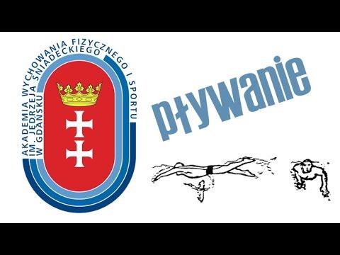 Pływanie - Egzamin Sprawnościowy Na AWFiS W Gdańsku