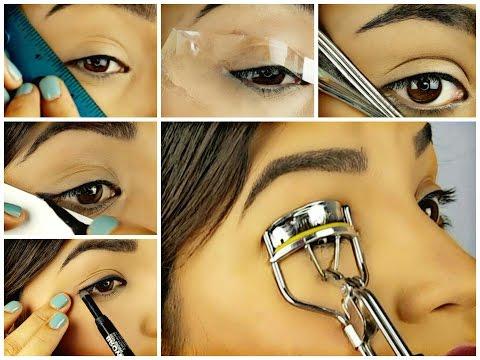 5 trucos de delineado de ojos par principiantes - Ojos ahumados para principiantes ...