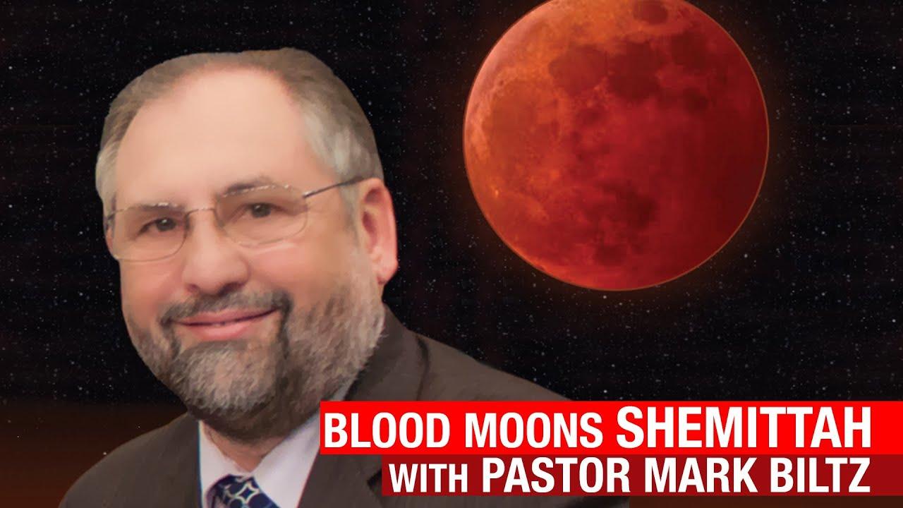 Blood Moons - Shemitah Events w/ Pastor Mark Biltz - YouTube