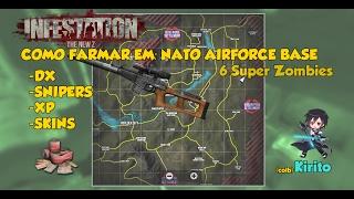 Como farmar em: Nato Airport Base [XP, LOOT, SNIPERS, STANAGS, DX]