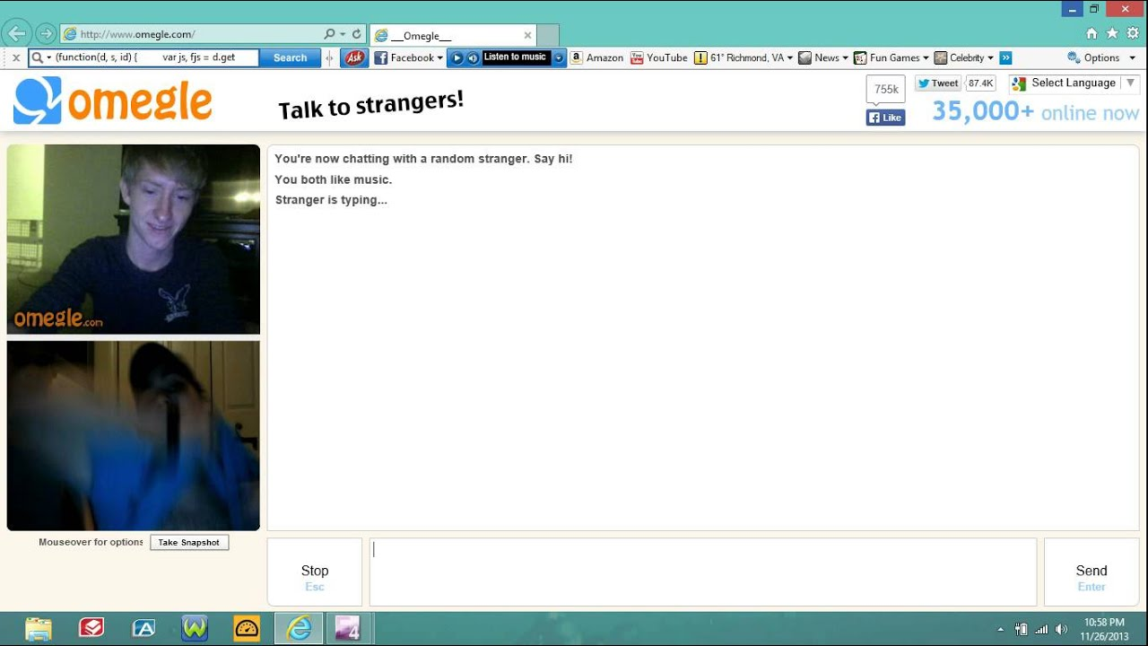 Omegle Clips