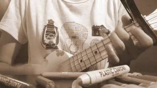 anh chàng nhà bên cover ukulele
