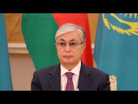 Президент Казахстана выступил на заседании Высшего Евразийского экономического совета