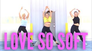 Love So Soft Dancefit Zumba Cardio Workout by Kelly Clarkson