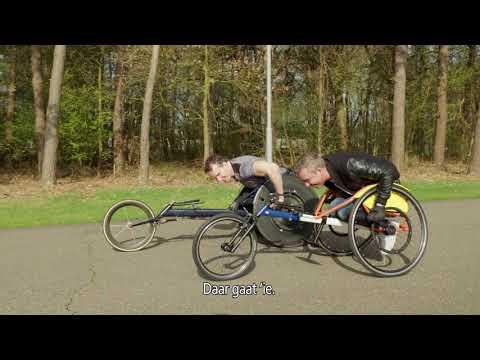 Kenny van Weeghel | Uniek Sporten Brabant