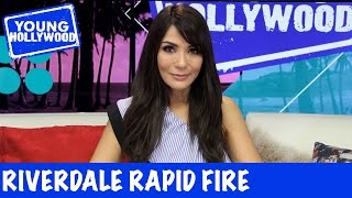 Riverdale Mom Teases Who Killed Jason Were hanging out in the YH Studio with Riverdale matriarch Marisol Nichols where we challenge her to our Riverdale Rapid Fire game Find out which of her ...