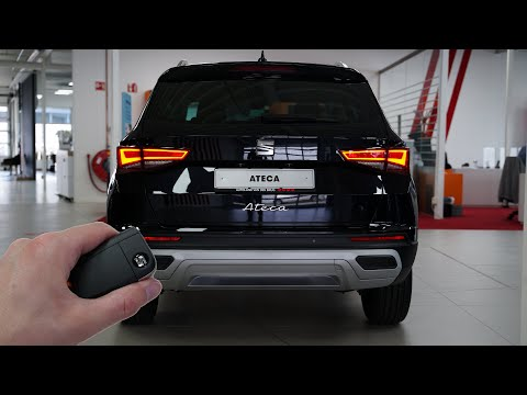 2020 Seat Ateca 1.5 TSI (150hp) - Sound & Visual Review!
