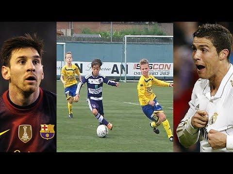 Lionel Messi & Cristiano Ronaldo Are NOT Ready for Rayane Bounida