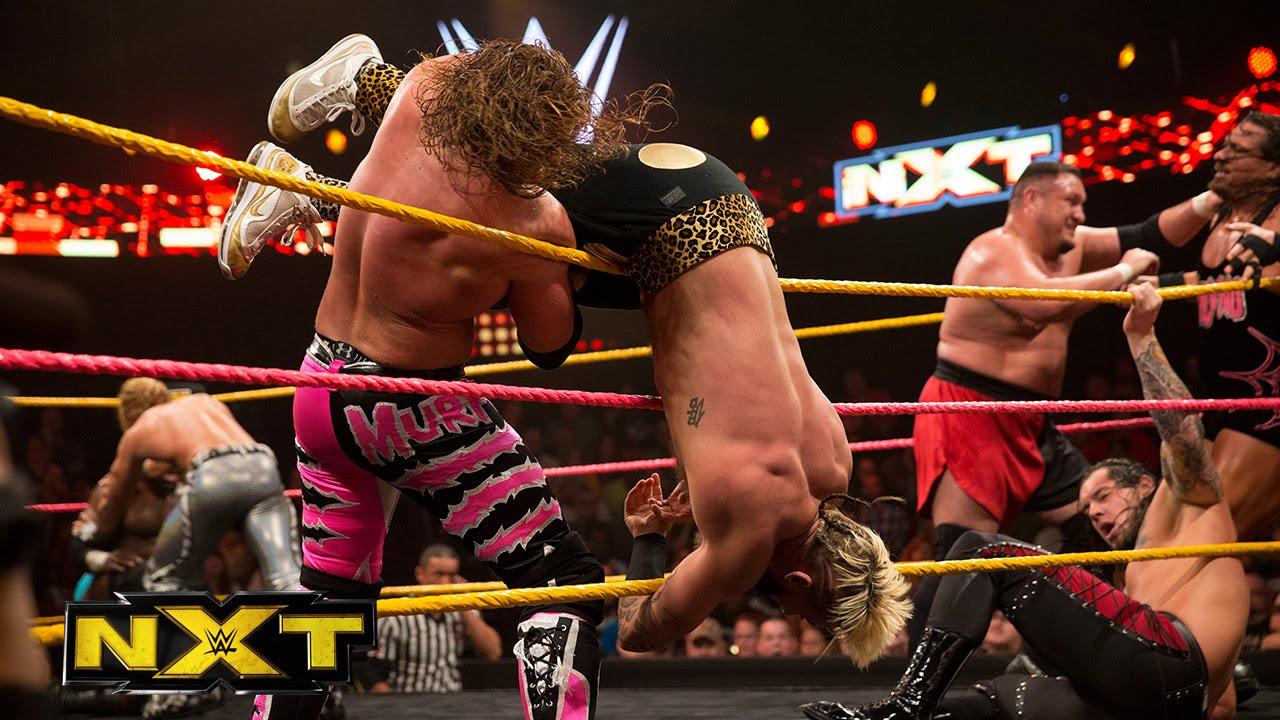 NXT Championship No. 1 Contender's Battle Royal: WWE NXT, October 14, 2015