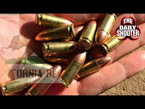 California Ammo Ban Update Q&A