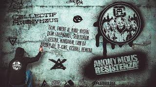 """ANONYMOUS RESISTENZA"" (Collectif 13 mc's)"
